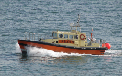 "Pilot Boat for sale: ""Colbart"""